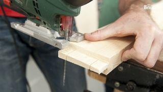 Hacer mesa de madera