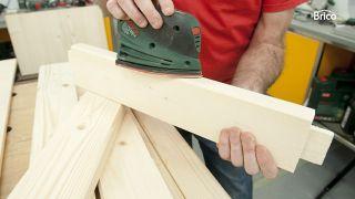 Hacer una mesa de madera paso 7