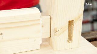 Hacer una mesa de madera paso 8