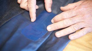 Reparar un colchón de plástico