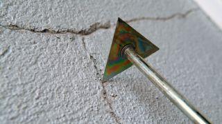 Arreglar y pintar la fachada