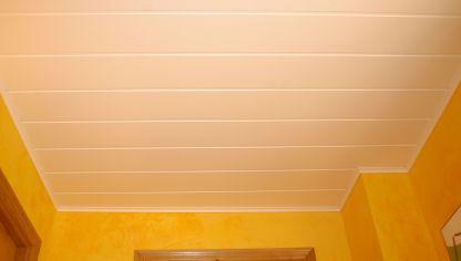 Iluminaci n en falso techo bricoman a - Como hacer un falso techo ...