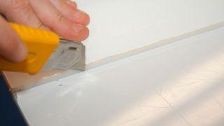 Cómo hacer una luminaria de pared decorativa