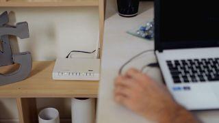 Mejorar la señal del router