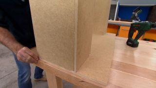 Cómo hacer una chimenea decorativa