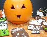 recetas halloween - galletas