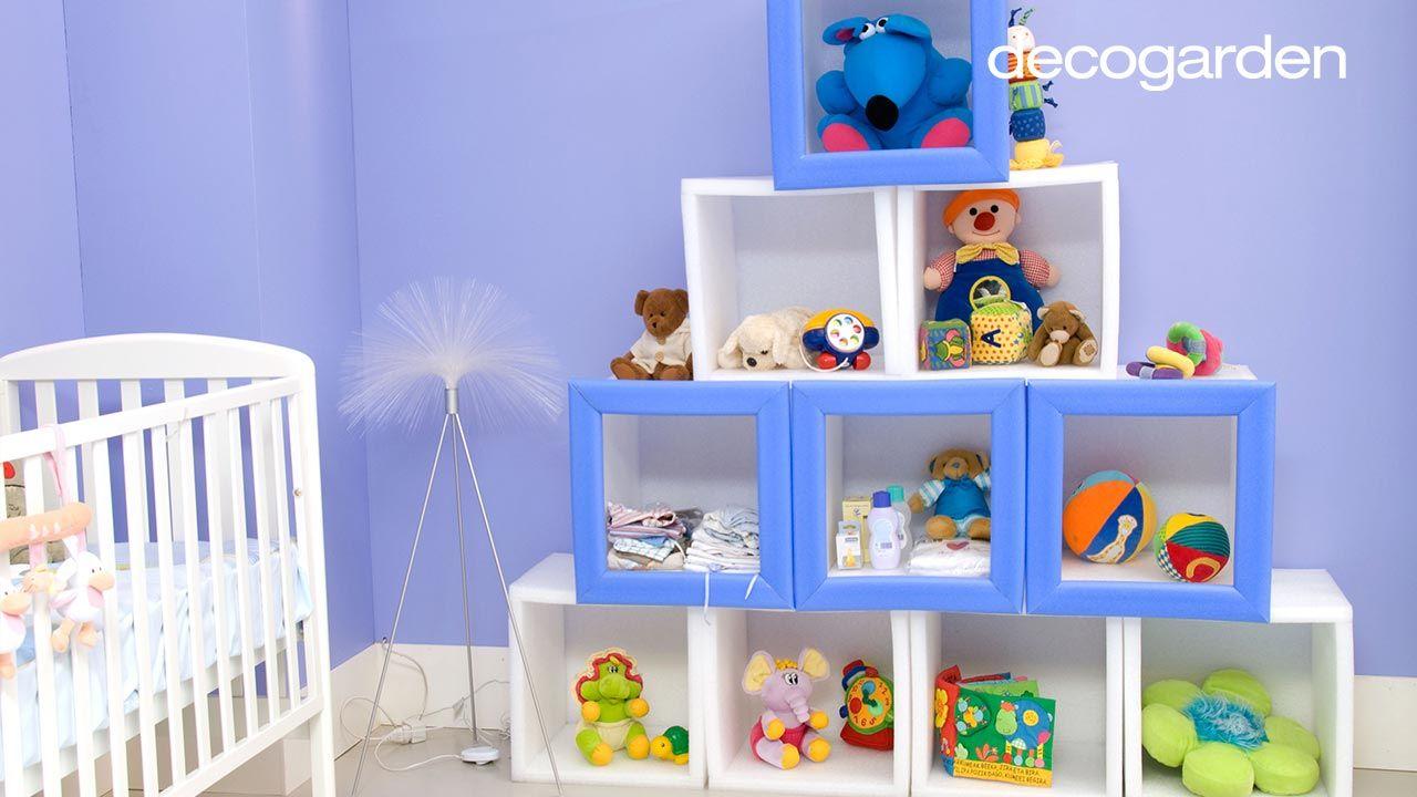 Decoración de habitación de bebé: Resultado final