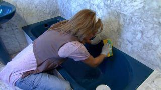 Decorar un baño luminoso sin hacer obras - Paso 3