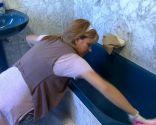 Decorar un baño luminoso sin hacer obras