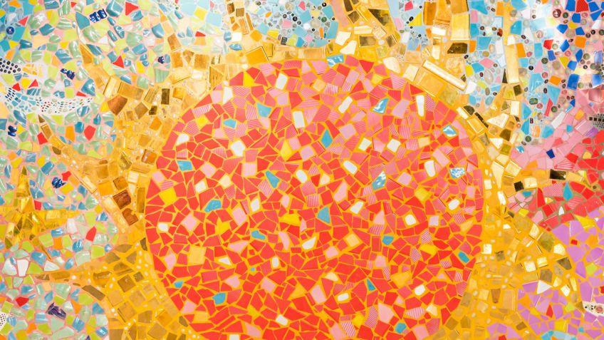 Decorar Paredes Con Mosaicos Hogarmania