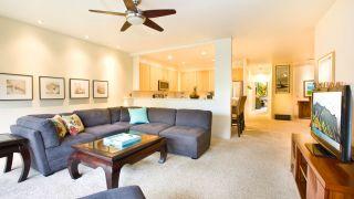 Ideas para decorar cocinas abiertas al salón: La elección del sofá