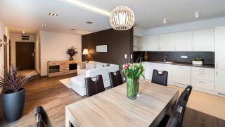 Ideas para decorar cocinas abiertas al salón: El mobiliario