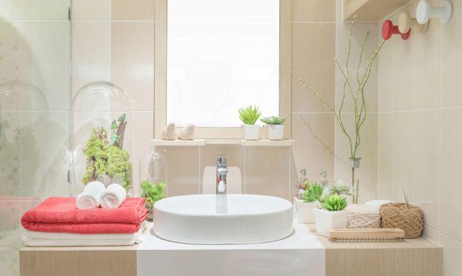 Ideas Para Que El Baño Parezca Un Spa Hogarmania