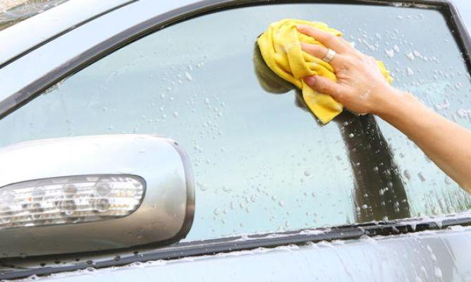 Limpiar los cristales exteriores hogarmania - Como limpiar cristales exteriores ...