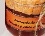 MERMELADA DE TOMATE Y CHILE CHIPOTLE