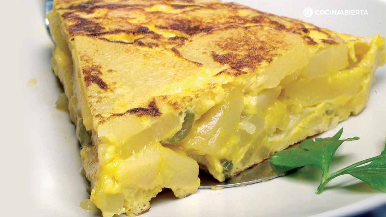 Receta De Tortilla De Patatas O Tortilla Española Receta Fácil Karlos Arguiñano