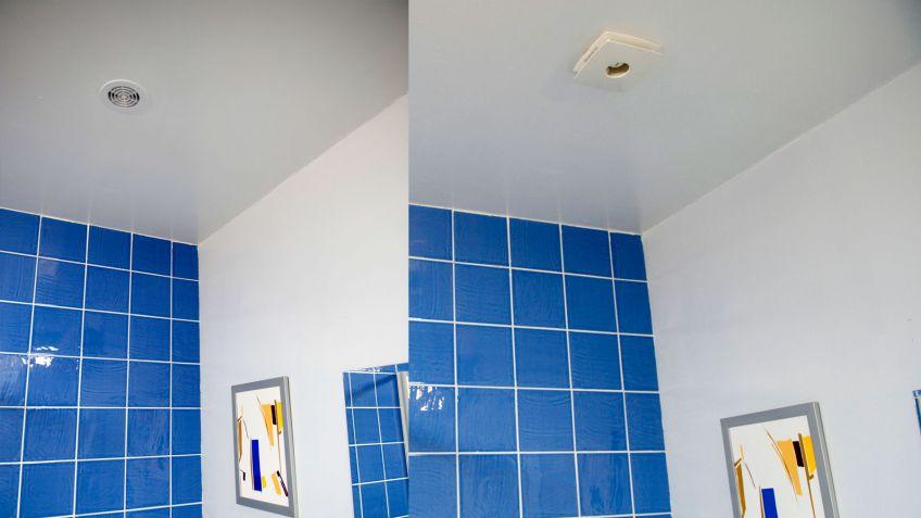 Extractor de aire para baño - Bricomanía
