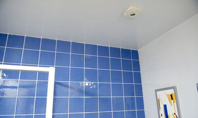 extractor de aire para baño - bricomanía - Extractor Bano Valvula Antirretorno