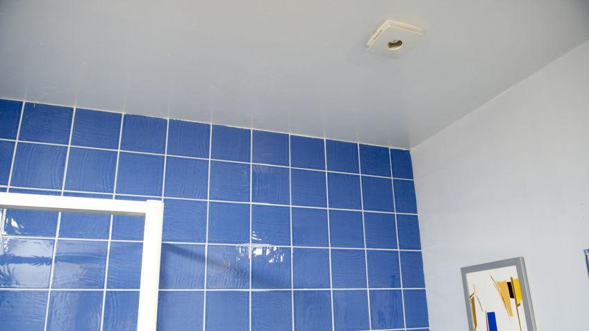 Extractor de aire para baño   bricomanía