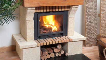 Mantenimiento de una chimenea bricoman a - Como hacer una chimenea de obra ...