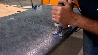 Cómo instalar una cocina en ángulo (Parte 2)