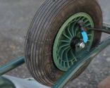 Cómo reparar pinchazo en la cámara de una rueda