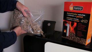 Cómo deshollinar estufas y calderas de pellet