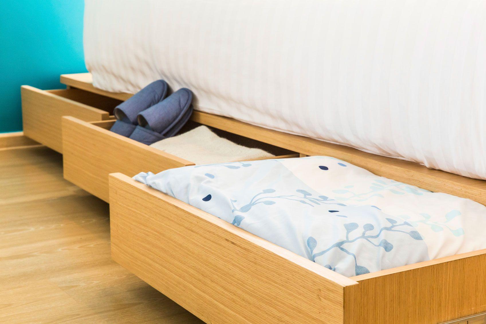 Cómo hacer que el dormitorio parezca más grande