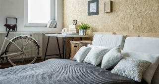 Ideas para decorar un dormitorio estilo n�rdico