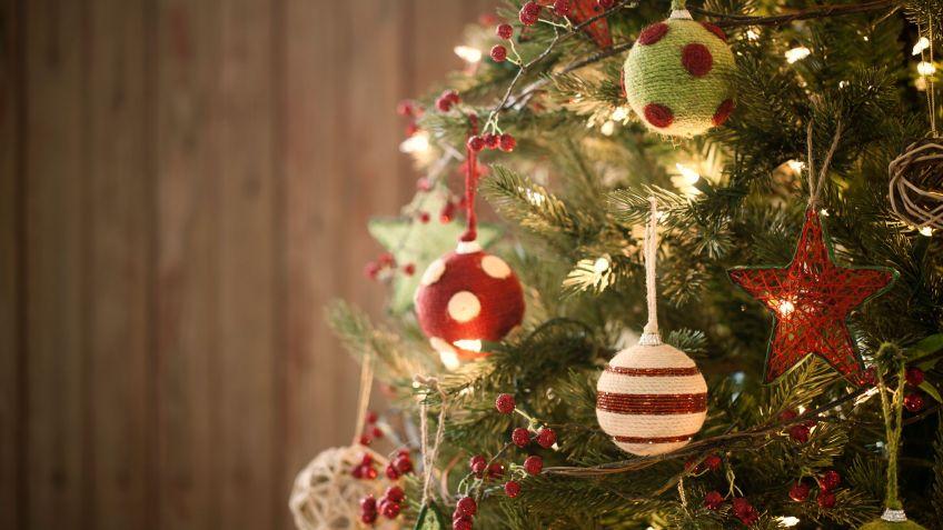 decorar un rbol de navidad verde - Como Adornar Un Arbol De Navidad