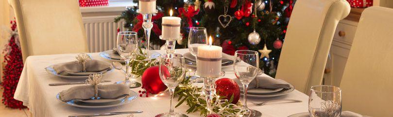 Decorar la mesa en navidad - Decoracion mesa navidena ...