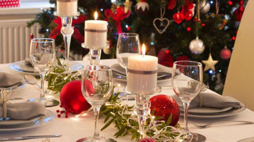 Decorar la mesa en navidad - Decoracion mesa de navidad ...