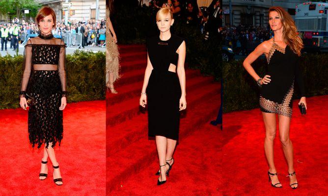 Que complementos poner con un vestido negro