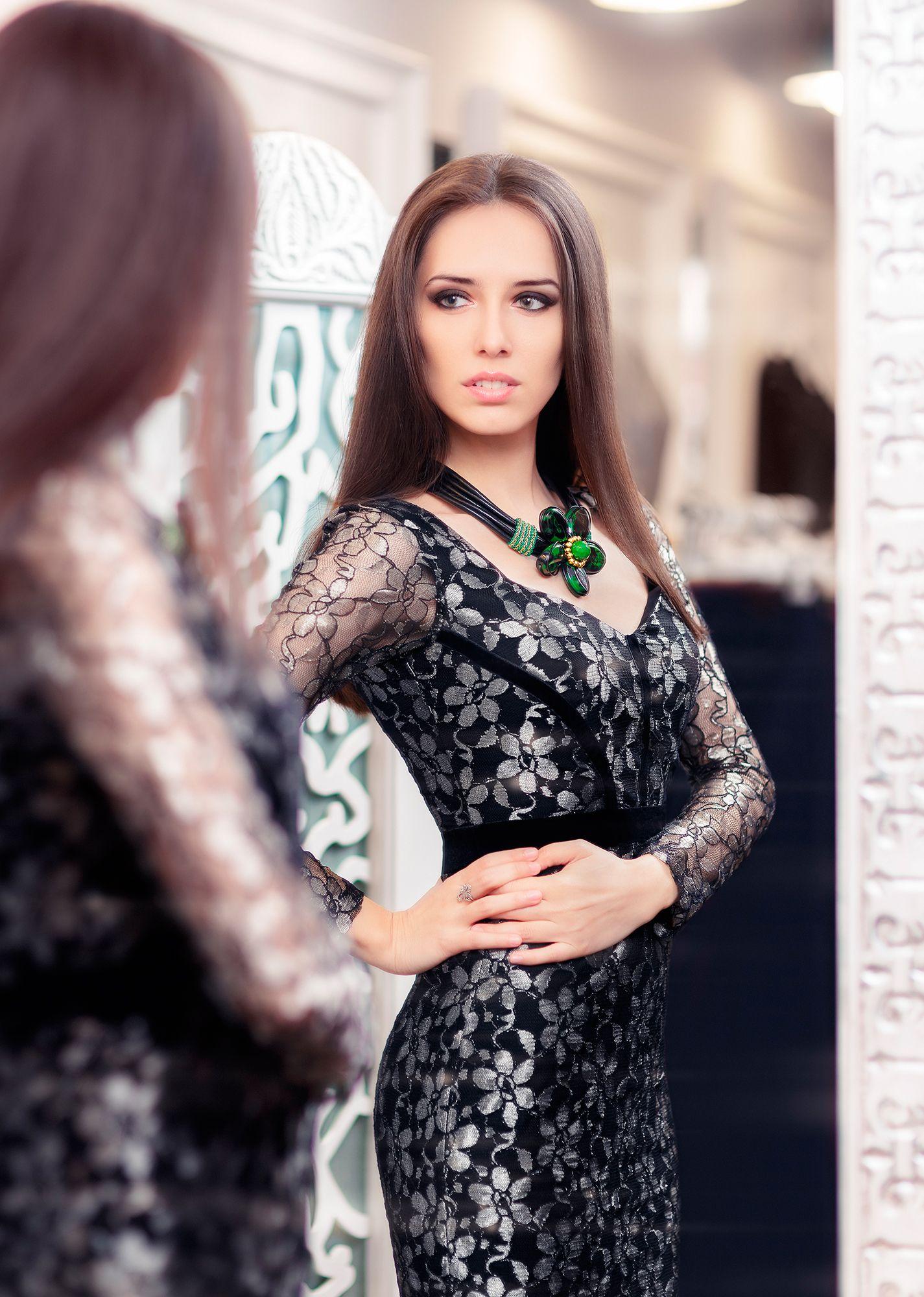 elegir vestido de noche 1
