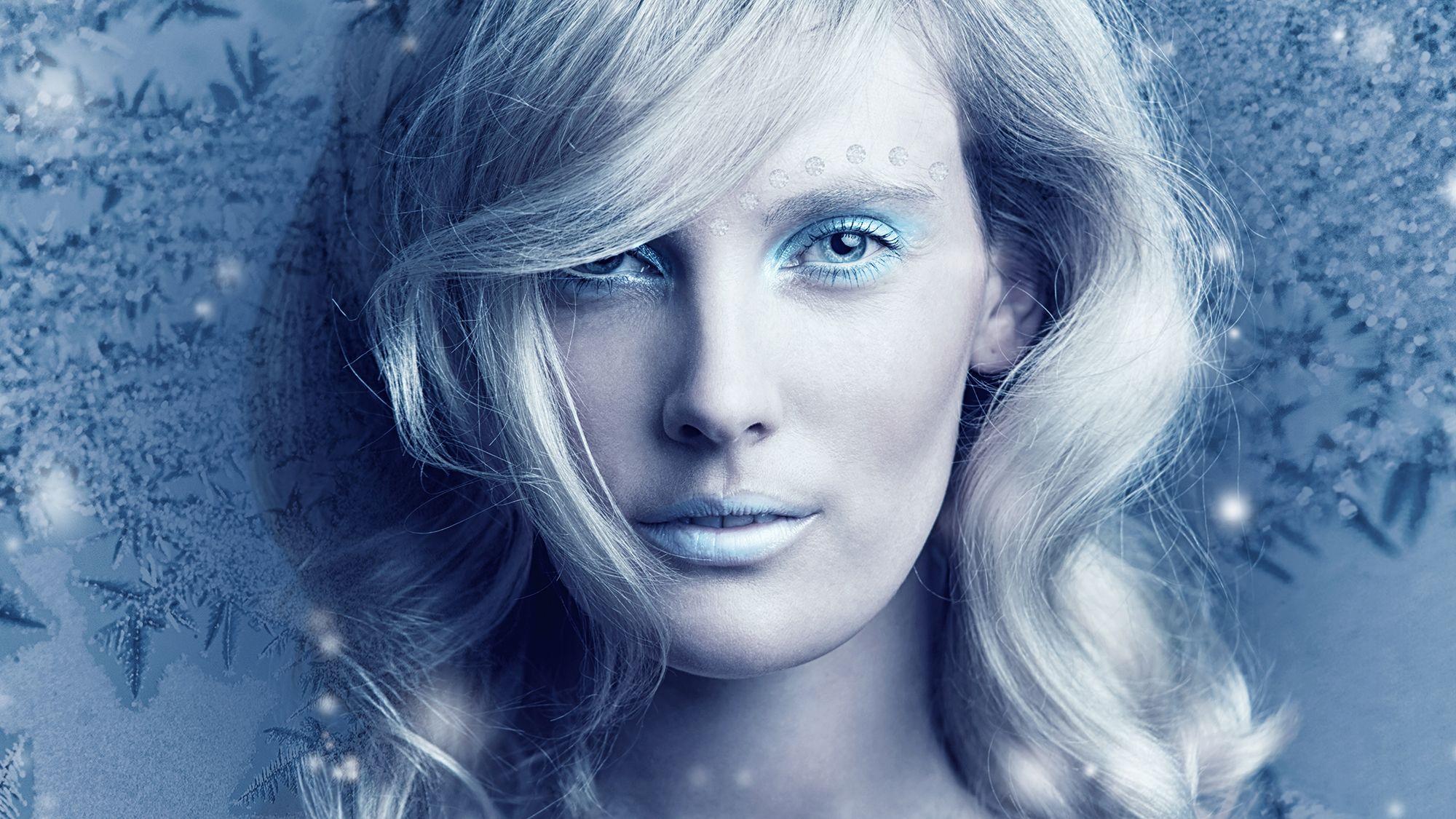 maquillaje hielo