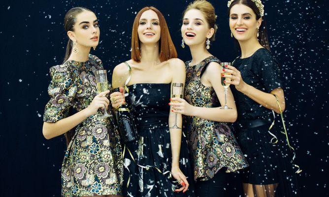 eb1b1a4ef 8 tendencias en vestidos de fiesta - Hogarmania