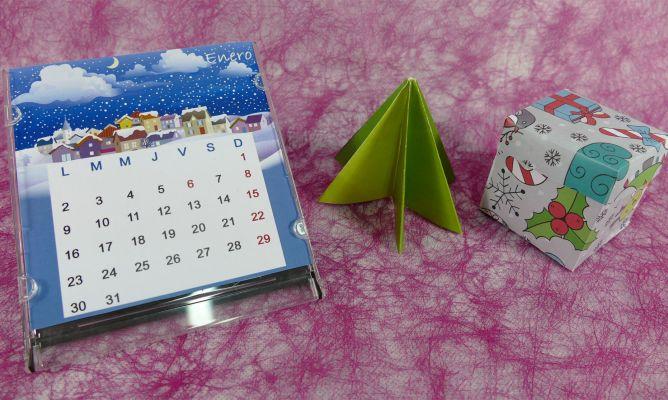 Calendario de mesa del 2017 para descargar hogarmania - Calendario de mesa ...