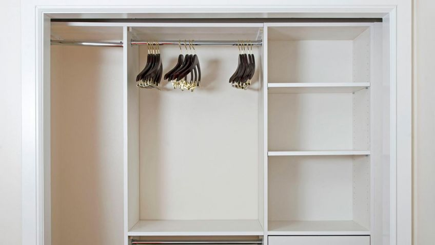Como hacer un closet paso a paso home decor - Como hacer un armario empotrado con puertas correderas ...