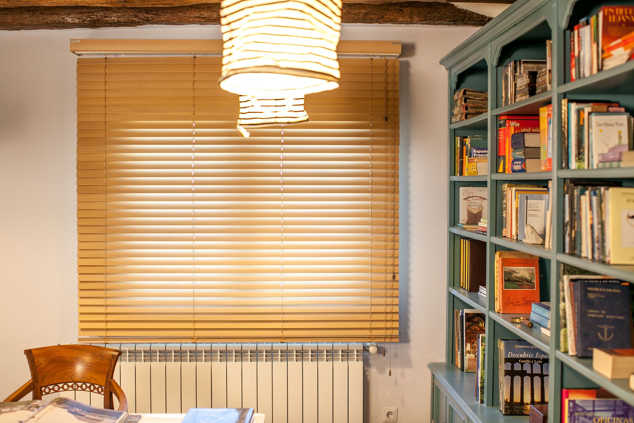 Estores persianas y paneles para la decoraci n de for Hogarmania com decoracion