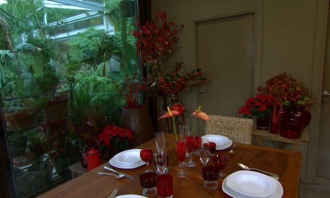 Ideas para hacer arreglos florales navide os decogarden - Arreglos navidenos faciles de hacer ...