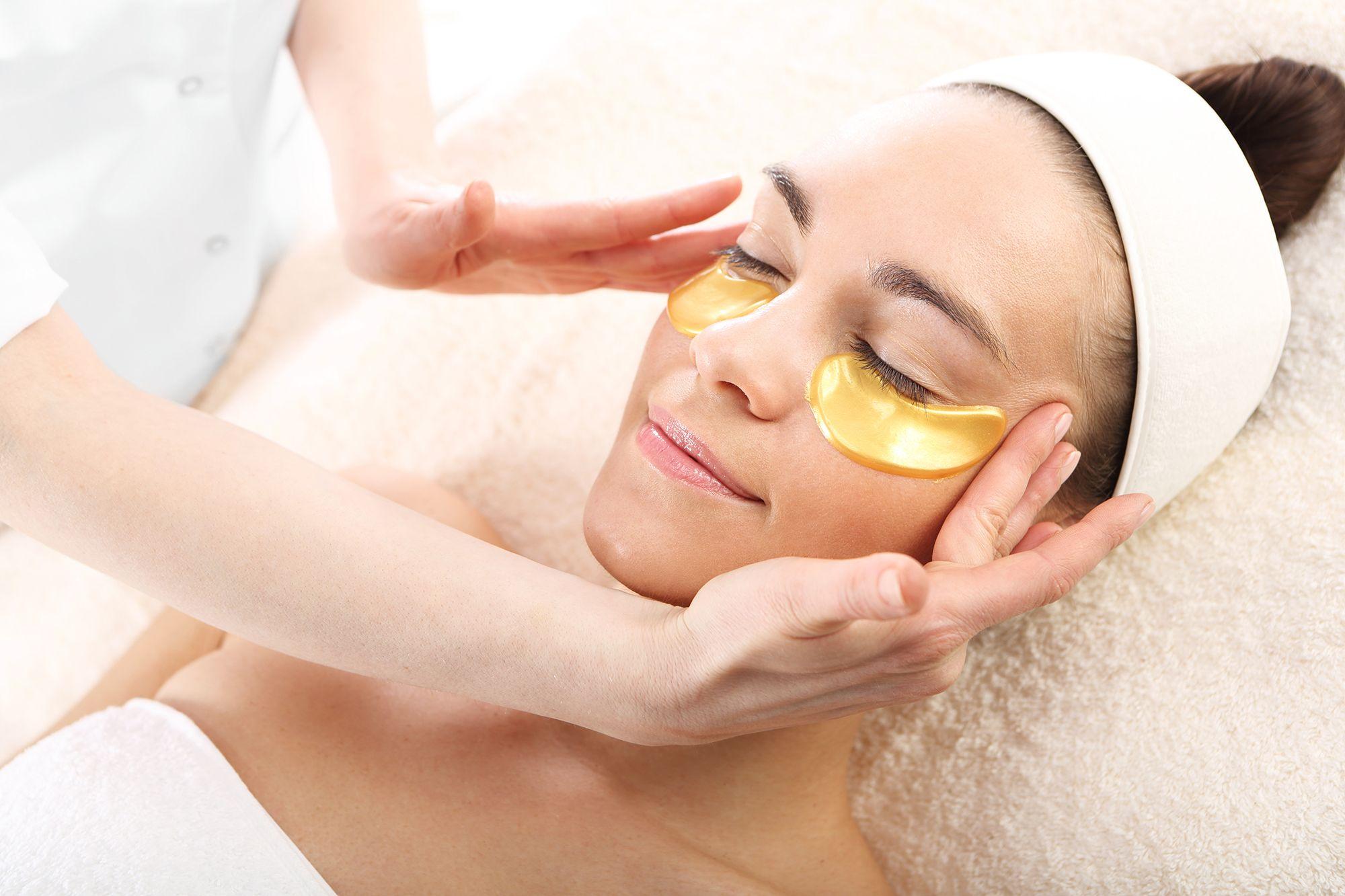 Mascarilla facial de oro, un lujo para la piel