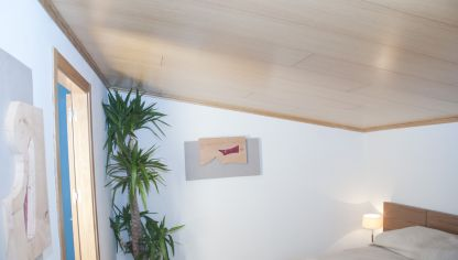Paneles de ocultaci n bricoman a - Paneles decorativos para techos ...