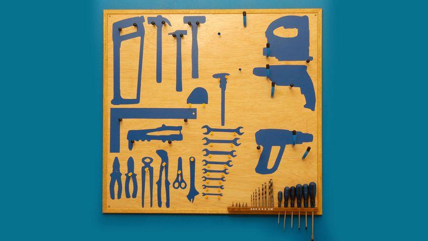 Panel de herramientas - Bricomanía