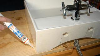 Convertir mesa en lavabo