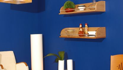 Colocar baldas hogarmania - Baldas de madera ...