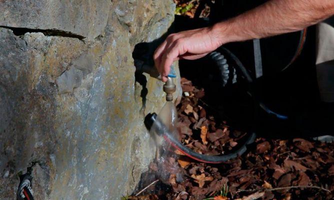 Proteger un grifo de exterior bricoman a for Grifo exterior