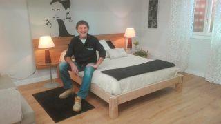 Cómo hacer una cama desmontable