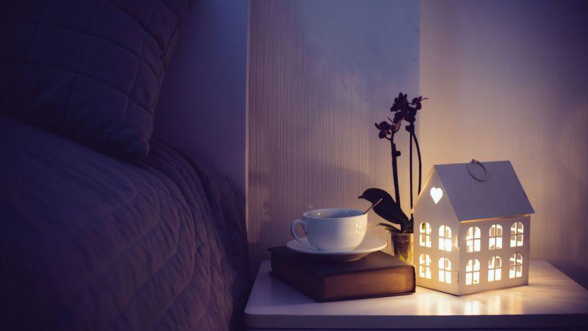Cómo decorar el dormitorio en invierno - Hogarmania