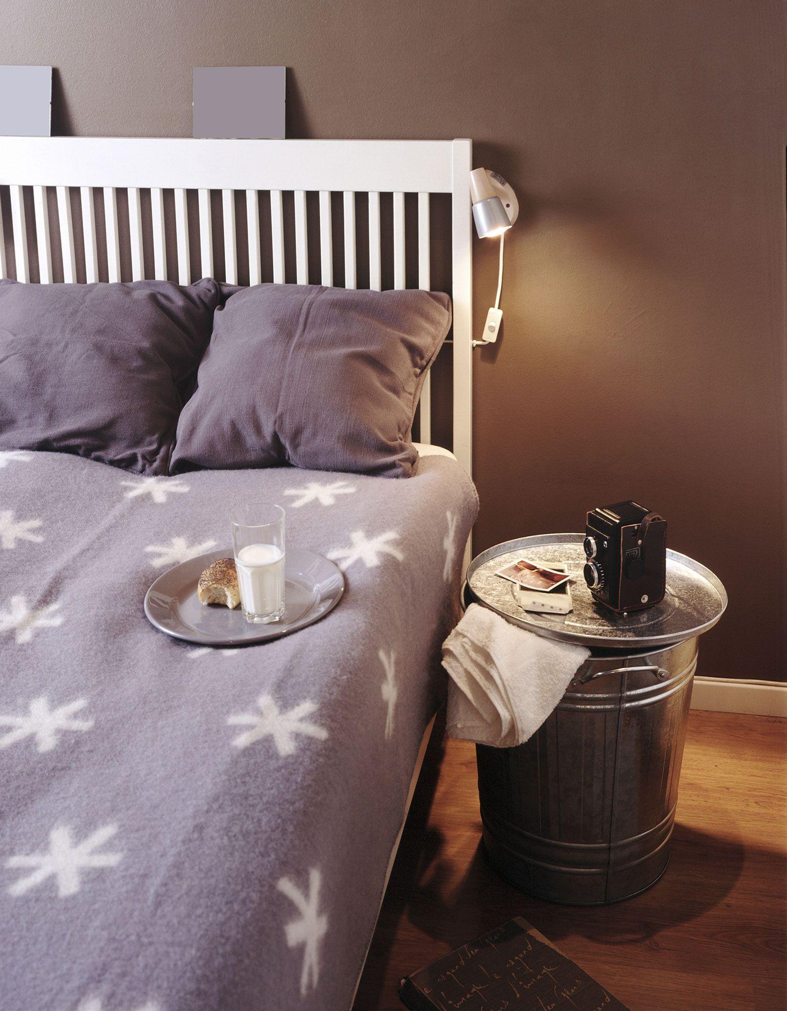 Cómo decorar el dormitorio en invierno