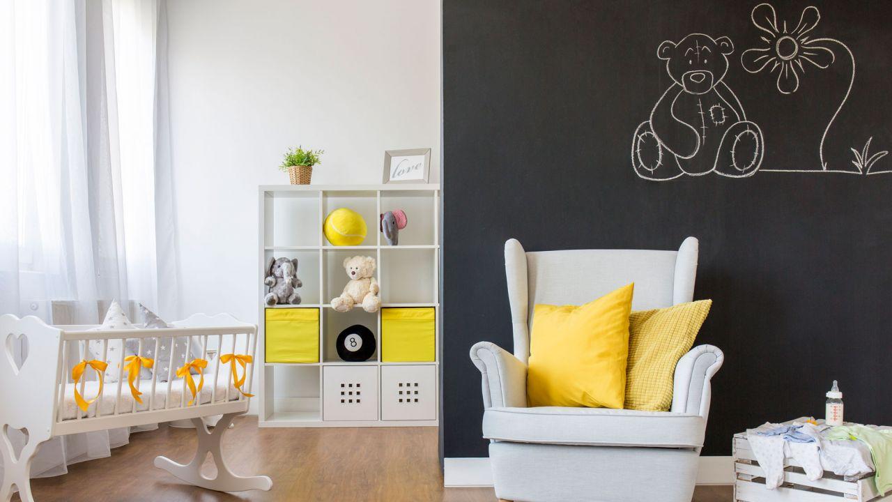 Consejos Para Usar Pintura De Pizarra Toque Infantil